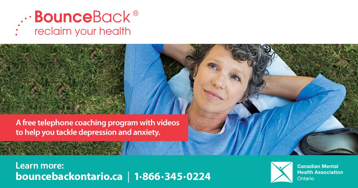 free provincial program now available to help manage depression and ...