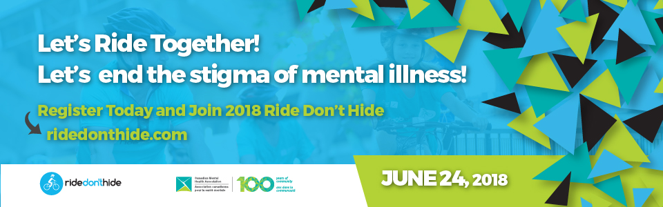 REGISTER TO RIDE OR WALK FOR MENTAL HEALTH!